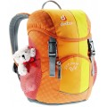 deuter-backpack schmusebar colour orange
